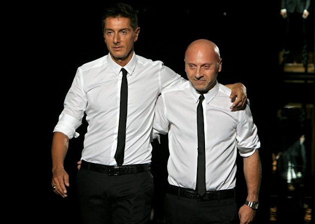 An Italian court has sentenced fashion duo Domenico Dolce and Stefano Gabbana to 20 months in prison for avoiding taxes