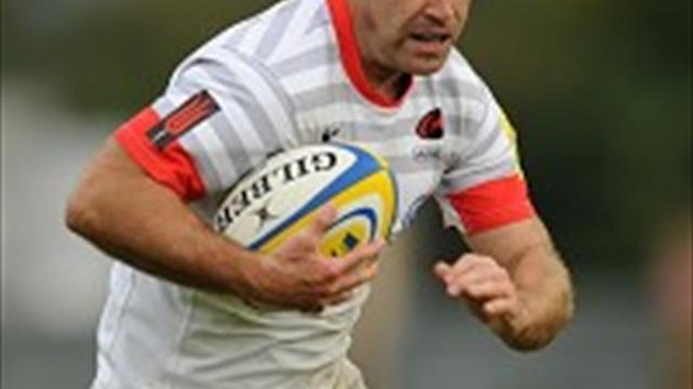 Charlie Hodgson inspired Saracens to a great win at Bath