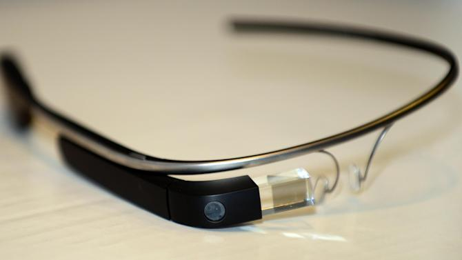 In January, Google halted sales of its Internet-linked eyewear Glass but insisted the technology would live on in a future consumer product