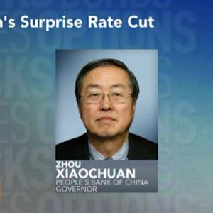 What You Need to Know About China's Surprise Rate Cut