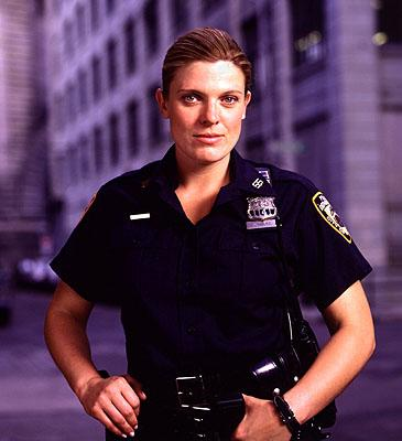 Molly Price as Officer Faith Yokas on NBC's Third Watch Third Watch