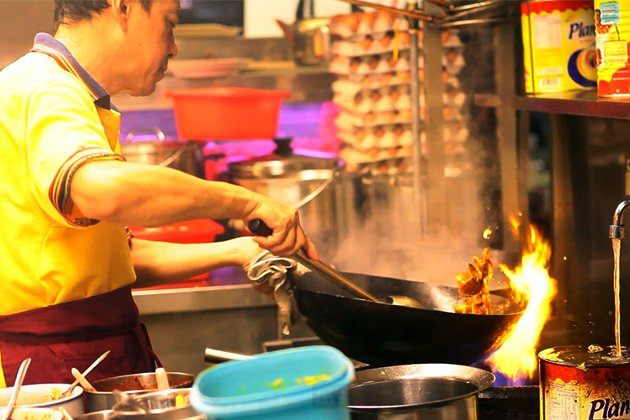Street Food As Top Profession