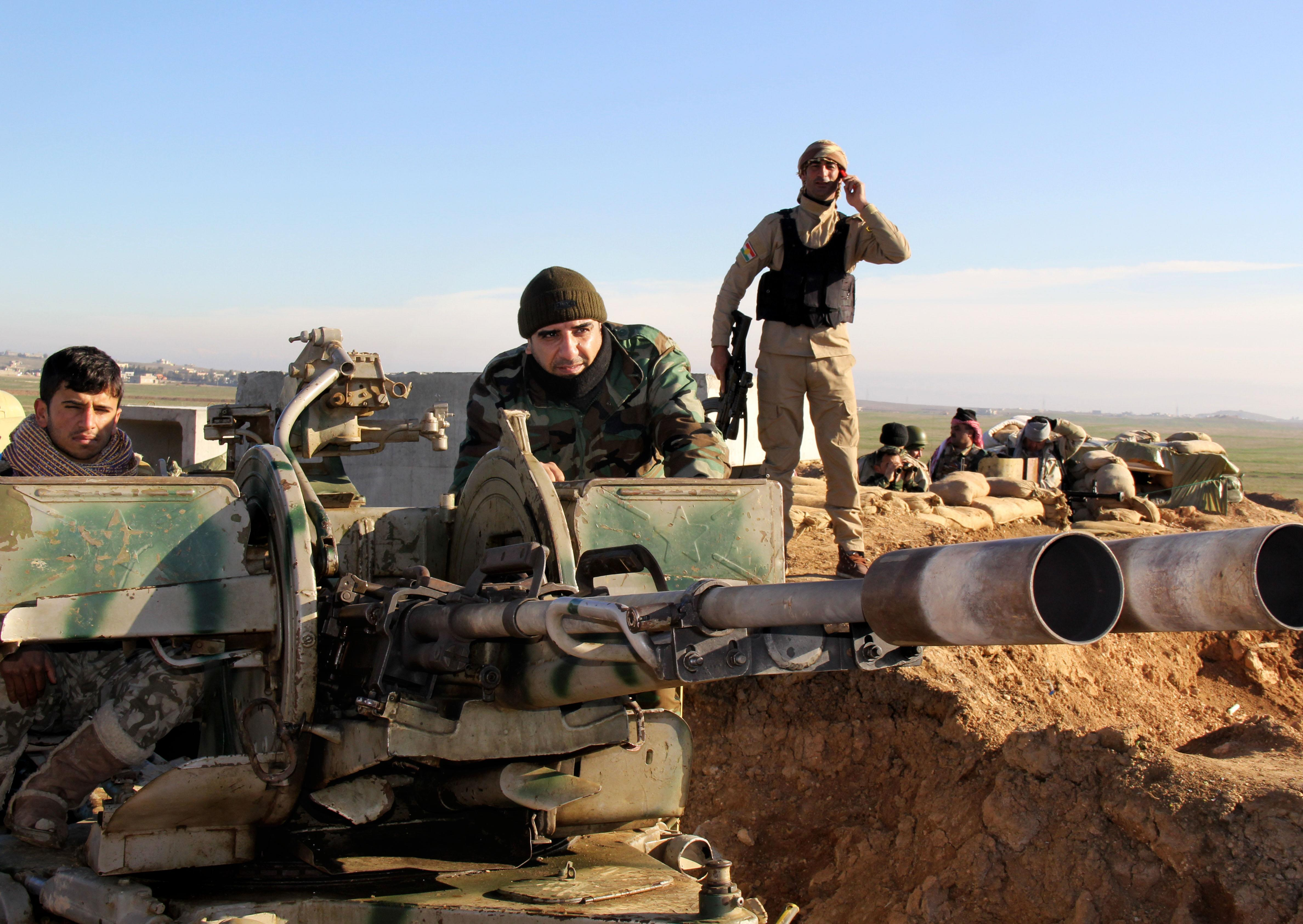 Mosul strikes are start of new effort against Islamic State