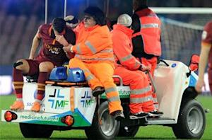 Kevin Strootman to miss World Cup with knee injury