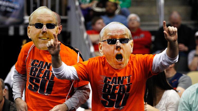 NCAA Basketball Tournament - Kansas State - Syracuse