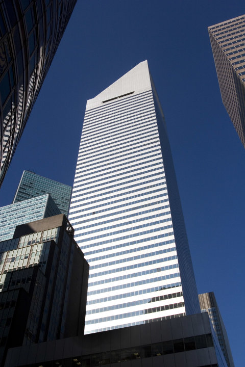 Citigroup Center 59 piani 279 metri 1977