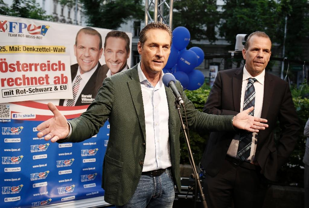 Migrant crisis boosts Austria far-right ahead of Vienna vote
