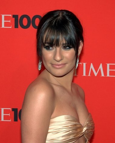 Lea Michele at Time 100 Gala, used under CC Attribution Share