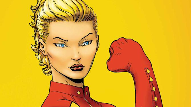 Captain Marvel is Not Appearing in Avengers: Age of Ultron