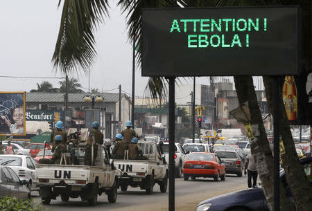 UN warns 1 million people could be hungry by March due to Ebola - TRFN