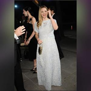 Pregnant Drew Barrymore Reveals She Is Having Second Baby Girl