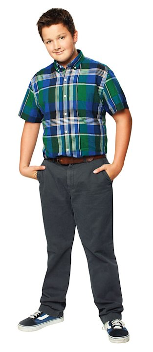 Noah Munck stars as Gibby in &quot;iCarly.&quot; 