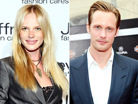 "Anne V ""Ready for Something Serious"" With Alexander Skarsgard"