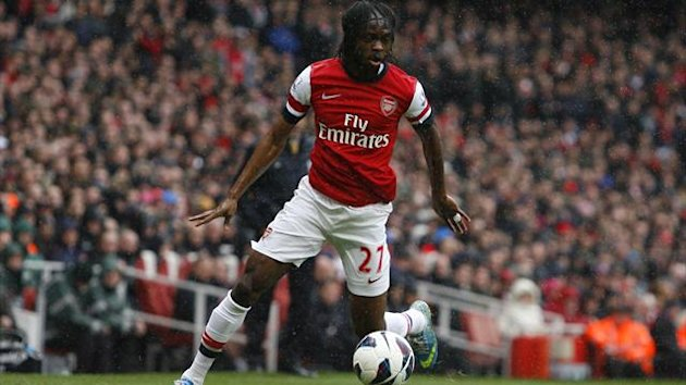 Gervinho (Arsenal) 2012-2013