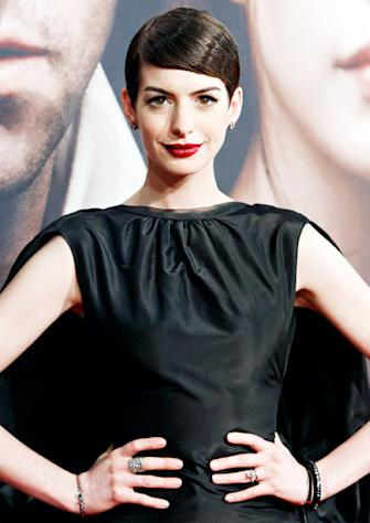 "Anne Hathaway on ""Devastating"" Wardrobe Malfunction: ""They Saw Everything"""