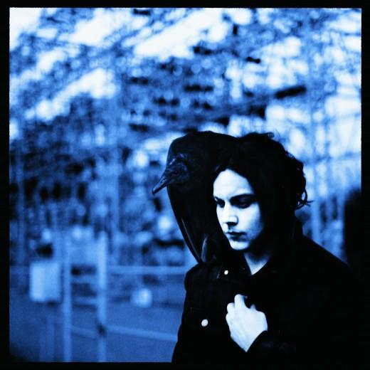 "In this CD cover image released by Third Man Records, Jack White's, ""Blunderbuss,"" is shown. (AP Photo/Third Man Records)"