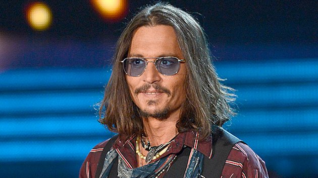 5 Things About Birthday Boy Johnny Depp