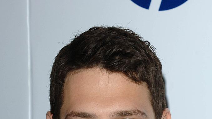 10th Annual AFI Awards 2010 Justin Bartha