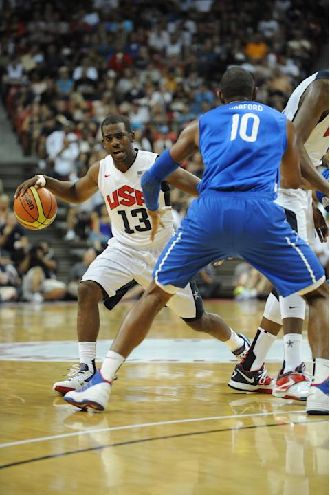 USA v Dominican Republic - Mens Exhibition Game