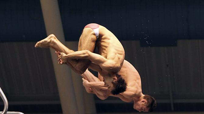 2012 U.S. Olympic Team Trials - Diving
