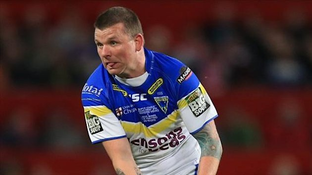 Warrington star Lee Briers inspired Swinton