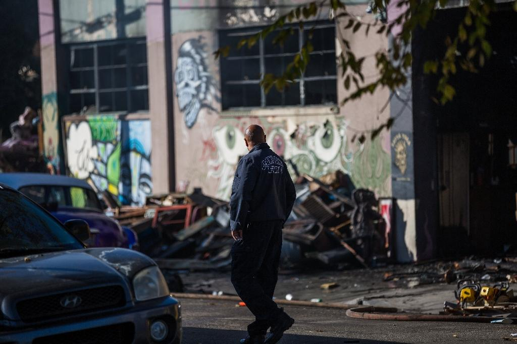 California warehouse fire death toll climbs to 33
