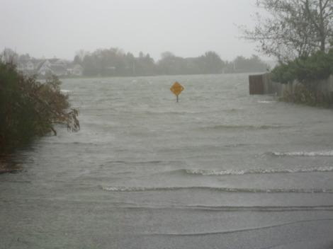Photos: Hurricane Sandy Flexes Her Power on Long Island