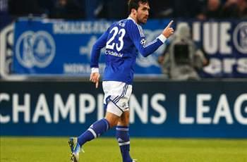 Schalke 1-0 Olympiakos: Fuchs strike sees Stevens' side through