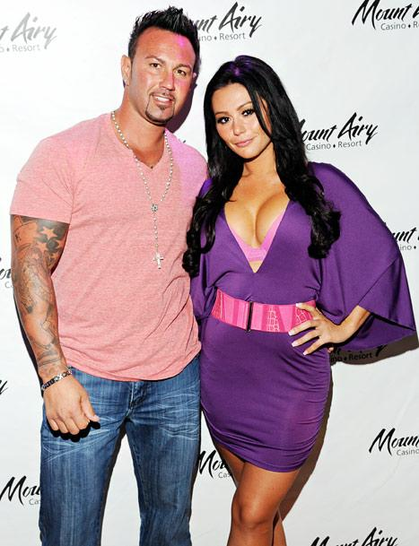 JWoww: Yes, I'm Engaged to Roger Mathews!