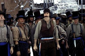 Daniel Day-Lewis in Miramax's Gangs of New York