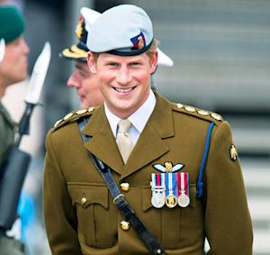 Prince Harry Has a New Job, Ends Three-Year Gig as Military Helicopter Pilot