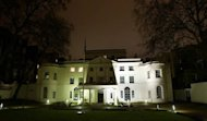 A general view of the Saudi Arabia embassy in London. A Saudi princess, the granddaughter of the nation's founder, is seeking asylum in Britain over fears she could be persecuted by members of her family at home