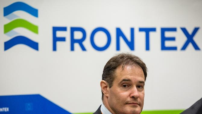 Fabrice Leggeri, head of European border control agency Frontex, said the failure to share the burden of migrants among EU members would lead to the return of closed borders across the continent