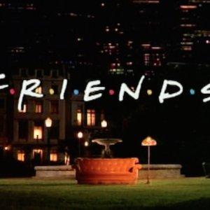 TV in No Time Turns Back the Clock: 'Friends' Premiere