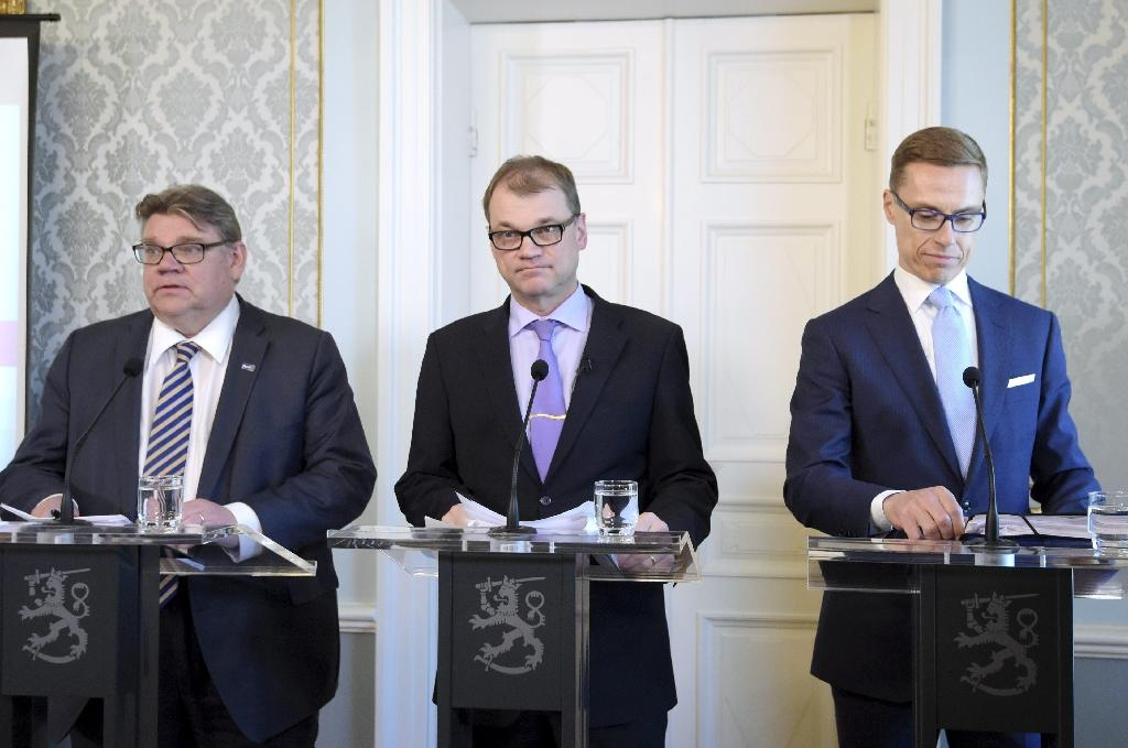 Eurosceptic Finns Party leader named foreign, EU affairs minister