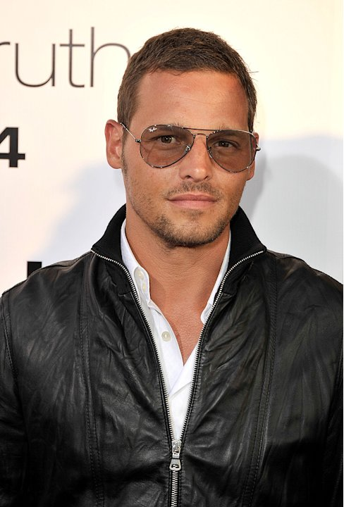 The Ugly Truth LA Premiere 2009 Justin Chambers