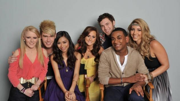 'American Idol's' Top 8, April 2012 -- FOX