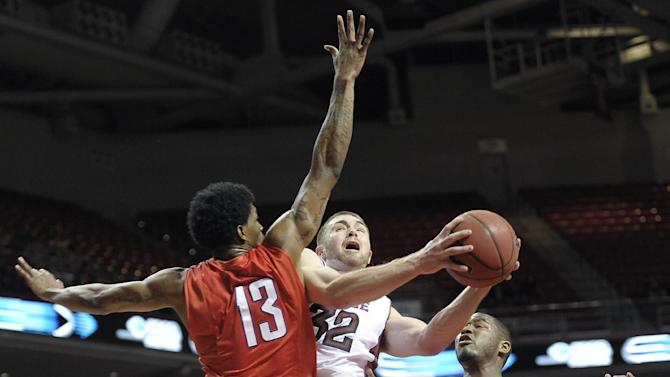 Pepper leads Temple past No. 23 SMU, 71-64
