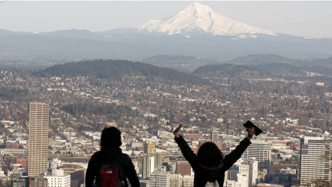 Is Portland really where young people retire?