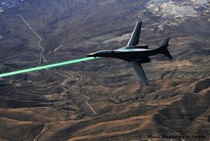 US Military to Test Lasers for Warplanes in 2014