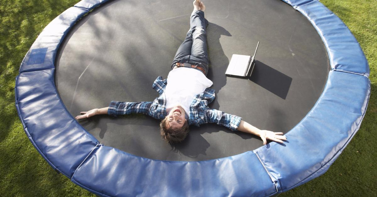 How To Find Trampolines Quickly