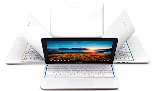 Google and HP Team Up to Bring You a $279 Sleek Chromebook (ABC News)