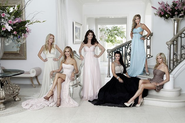 The cast of &quot;The Real Housewives of Beverly Hills.&quot; 