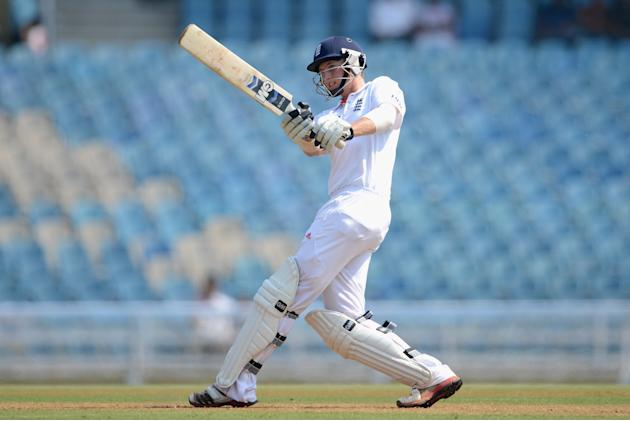 England v Mumbai A - Day One