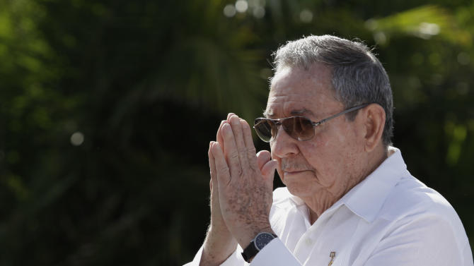 Cuba's Raul Castro raises possibility of retiring