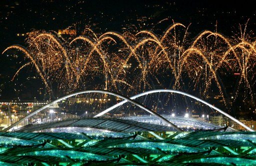 Memorable Olympic ceremonies