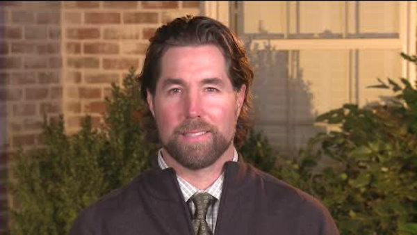 R.A. Dickey talks about winning the Cy Young Award