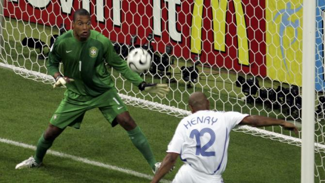 ON THIS DAY: France beats Brazil at 2006 World Cup