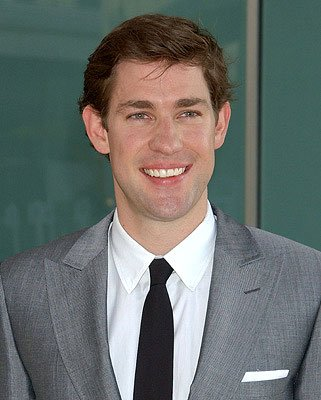 John Krasinski at the Los Angeles premiere of Warner Bros. Pictures' License to Wed