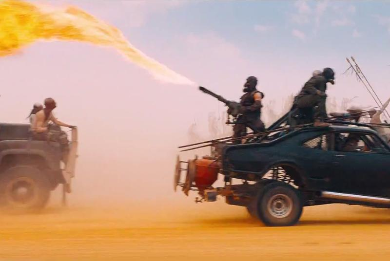 The new Mad Max: Fury Road trailer is the absolute craziest yet
